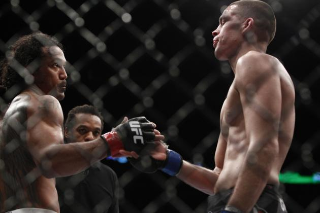 UFC on FOX 5 Results: Power Ranking the Main Card Fights