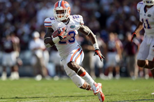 Sugar Bowl 2013: 9 Florida Starters Who Are Better Than Louisville Counterparts