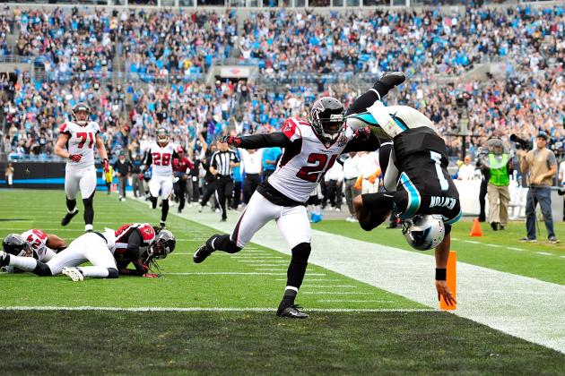 Falcons vs. Panthers: Carolina's Biggest Winners and Losers from Week 14
