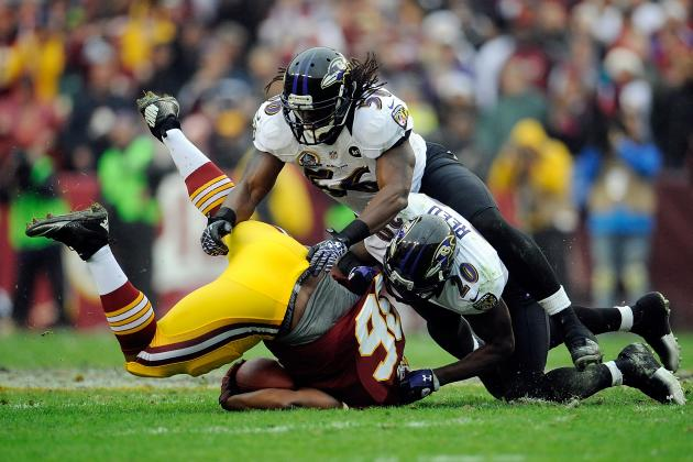 Ravens vs Redskins: Baltimore's Biggest Winners and Losers from Week 14