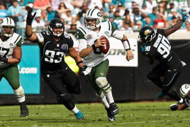 Jets vs. Jaguars: New York's Biggest Winners and Losers from Week 14