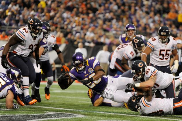 Bears vs. Vikings: Minnesota's Biggest Winners and Losers from Week 14