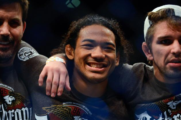 3  Reasons Why Benson Henderson Will Be Champion for a Long Time