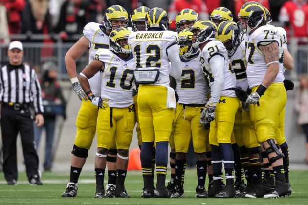 Outback Bowl 2013: 5 Michigan Starters Better Than South Carolina Counterparts