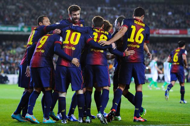 Messi Makes History, but Barcelona Struggle: Takeaways from the Win at Betis