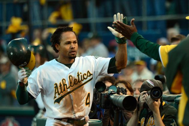 5 Teams That Will Enter the Coco Crisp Trade Market After Angel Pagan's Signing