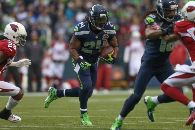 Fantasy Football: Marshawn Lynch Leads 25-Member 'Week 14 Dream Team'
