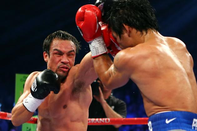 Manny Pacquiao vs. Juan Manuel Marquez and the Top Series of All Time