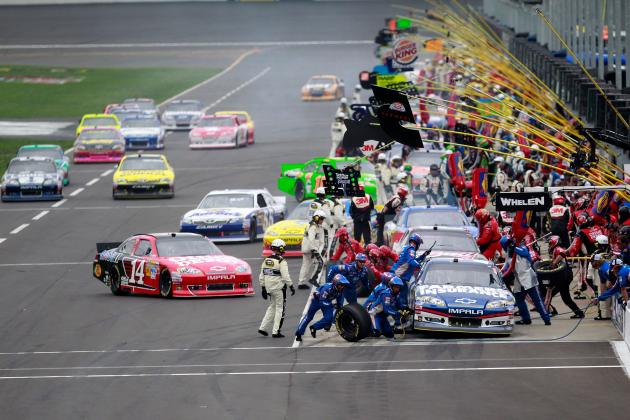 NASCAR Sprint Cup: 10 Best Driver/Crew Combos in NASCAR