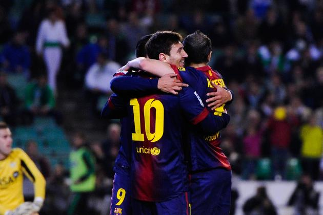 World Football: Barcelona and 5 Teams That Can't Stop Winning
