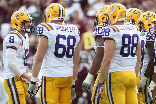 Chick-fil-A Bowl 2012: 5 LSU Starters Better Than Clemson Counterparts