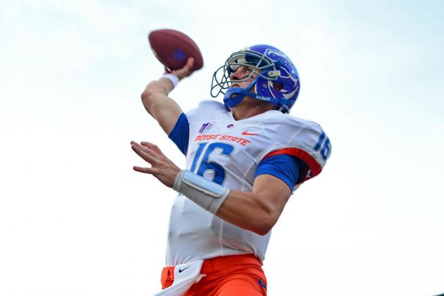 Boise State Football: Why Joe Southwick Is Playing for His Job in Las Vegas Bowl