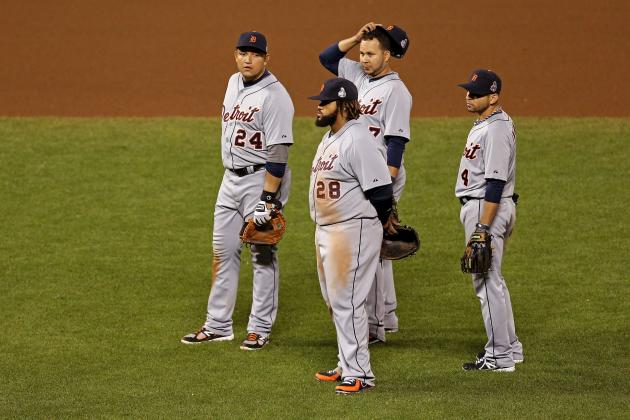 Evaluating the Detroit Tigers Infield
