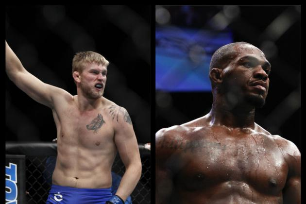 Alexander Gustafsson vs. Jon Jones: Head-to-Toe Breakdown
