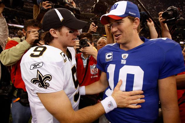 Giants vs. Saints: Winners and Losers from Big Blue's 52-27 Domination over N.O.