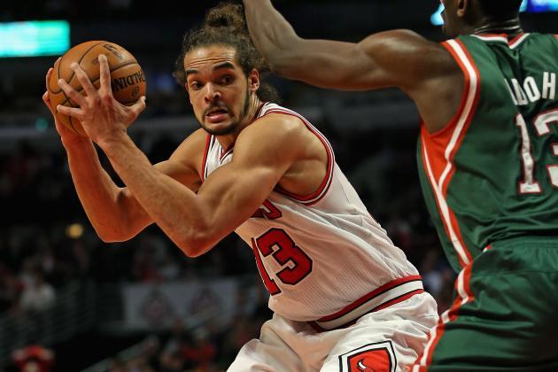 Handing out Chicago Bulls Team Awards Through the Season's 1st Quarter