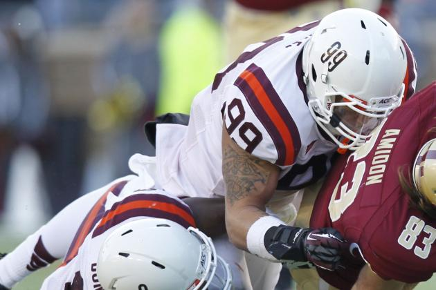 Russell Athletic Bowl 2012: 4 Hokies Starters Better Than Rutgers Counterparts