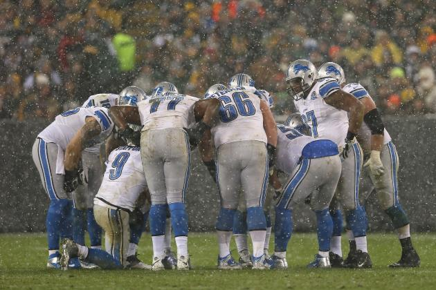 Lions vs. Packers: Detroit's Biggest Winners and Losers from NFL Week 14