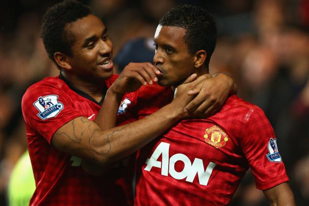 Nani: Reasons for and Against Manchester United Selling the Winger in January