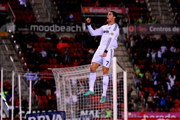 Cristiano Ronaldo's Top 10 Moments of 2012