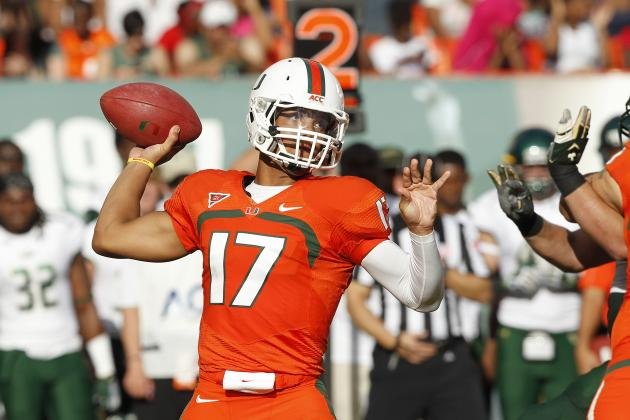 Miami Football: 7 Reasons Canes Should Be ACC Coastal Favorites in 2013