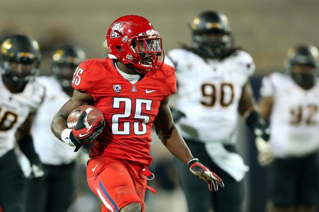 2012 New Mexico Bowl: 5 Offensive Players Sure to Make an Impact in Albuquerque