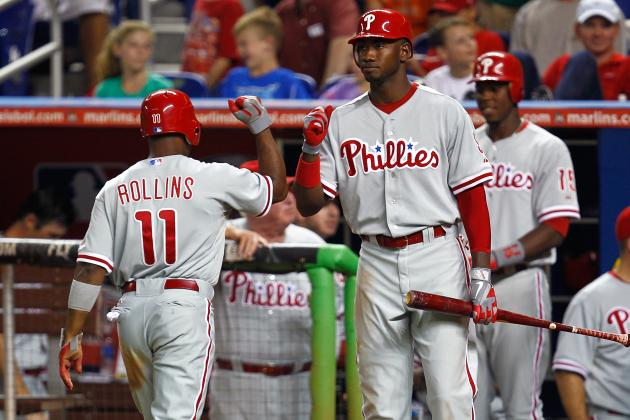 Updated Predictions for the Philadelphia Phillies 2013 Opening Day Roster