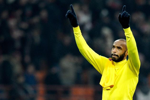 Thierry Henry to Arsenal: 5 Premier League Stars Who Should Return Next January