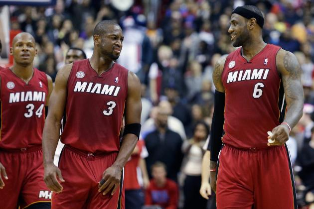 First Quarter Report Card Grades for Miami Heat