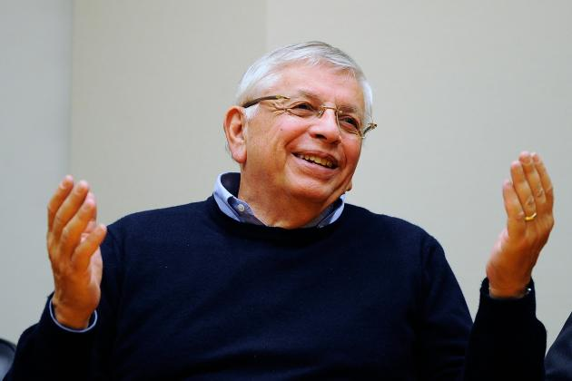 7 Most Controversial Moments of David Stern's Reign as NBA Commissioner