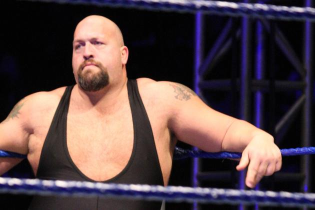 Big Show vs Sheamus Will Steal the Show at WWE TLC