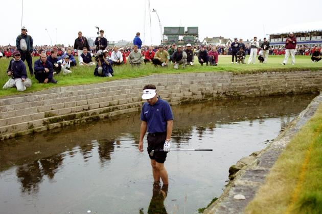 The 10 Worst 18th Hole Collapses in Golf History
