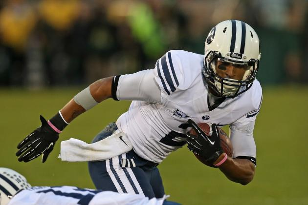 Poinsettia Bowl 2012: 5 BYU Starters Better Than San Diego State Counterparts