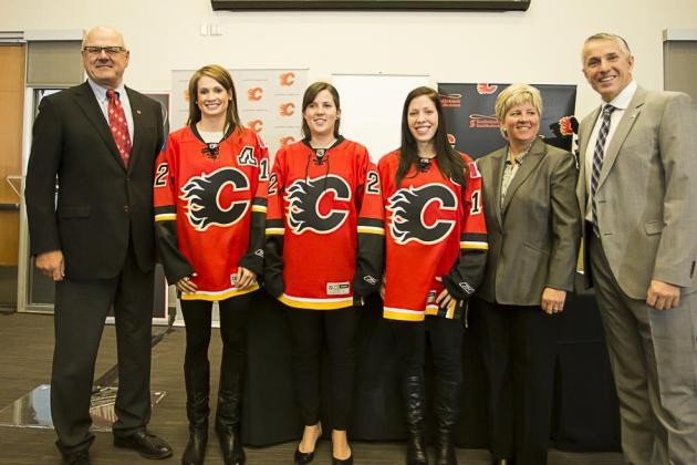 CWHL 2012-13 Midseason Report Card