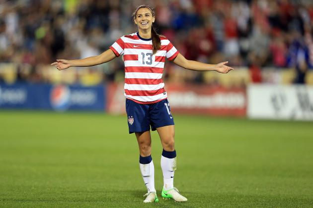 3 Reasons Alex Morgan Is the Biggest Star in U.S. Soccer