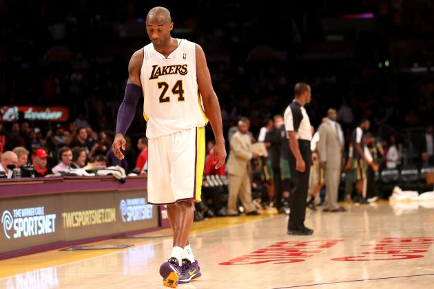 5 Things Reeling L.A. Lakers Need from Kobe Bryant Besides Scoring