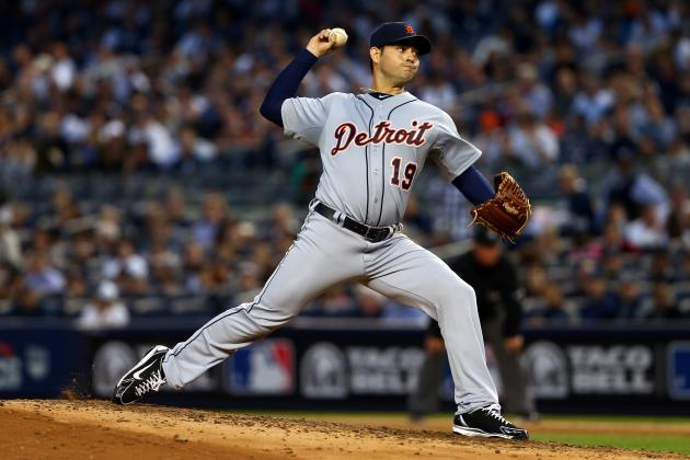 Boston Red Sox Rumors: 10 Reasons Anibal Sanchez Is a Great Fit in Boston