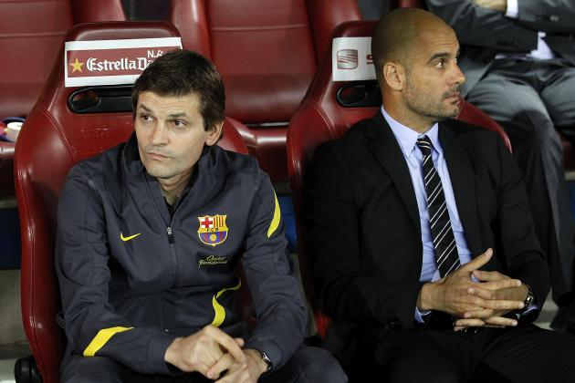 What Tito Vilanova Has Proven so Far in the Shadow in Pep Guardiola