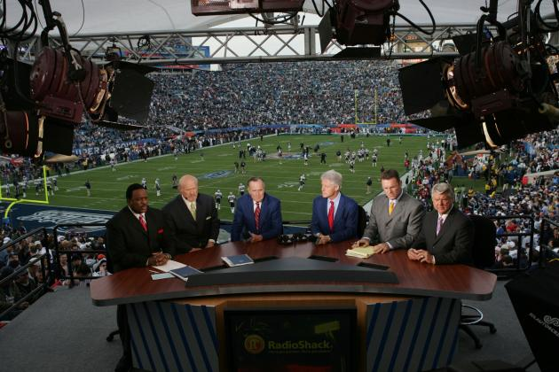 6 Best TV Gaffes of the 2012 NFL Season