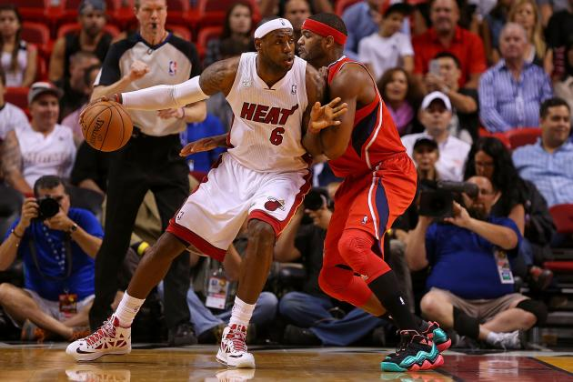 Updating the Top 100 NBA Players at the First-Quarter Mark of the 2012-13 Season