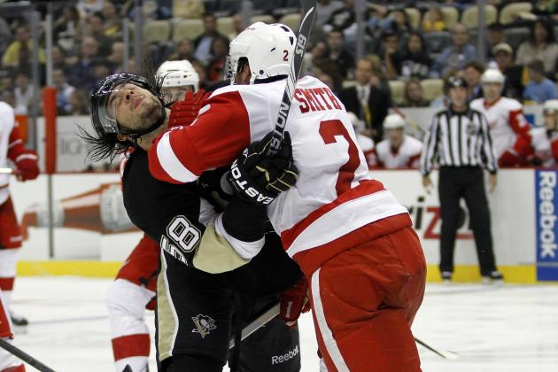 Detroit Red Wings: 4 Young Players Detroit Fans Will Learn to Love in 2013