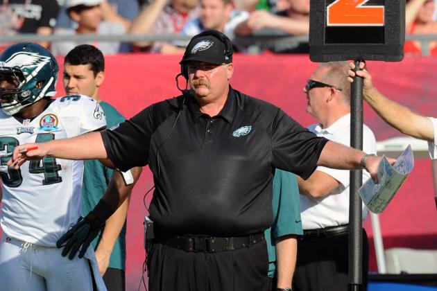 5 Signs Andy Reid Just Doesn't Care About Eagles Job Anymore