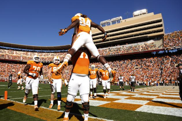 Tennessee Volunteers Football: Previewing the 2013 Offense