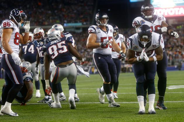 Texans vs. Patriots: Houston's Biggest Winners and Losers from NFL Week 14
