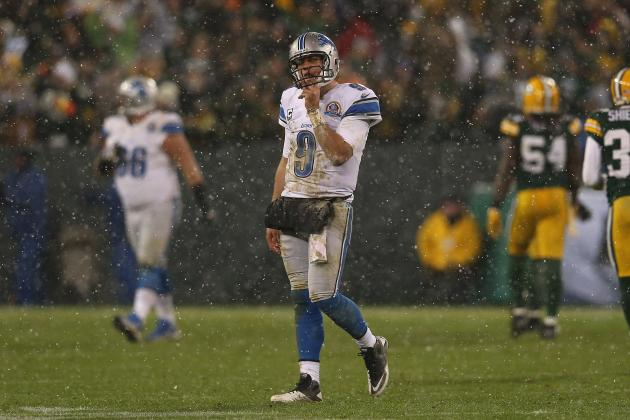 Detroit Lions: 3 Things That Must Change in 2013