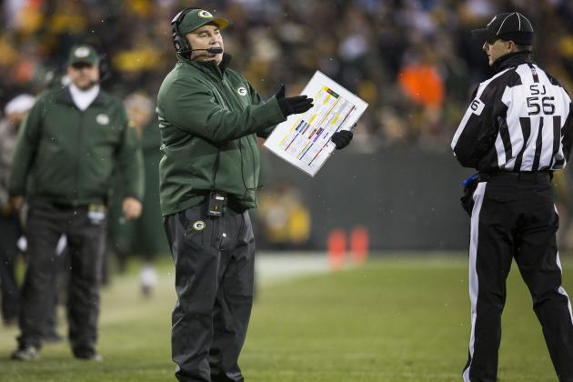 Green Bay Packers in Playoff Position, but Issues Remain
