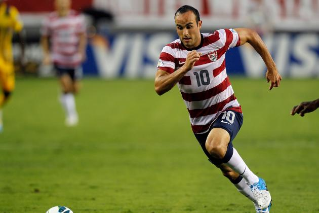 Picking a World Cup Starting XI for Team USA Without Landon Donovan