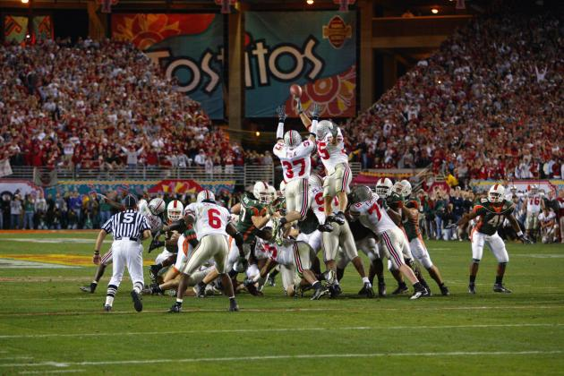 The Top 10 BCS Bowls of All Time