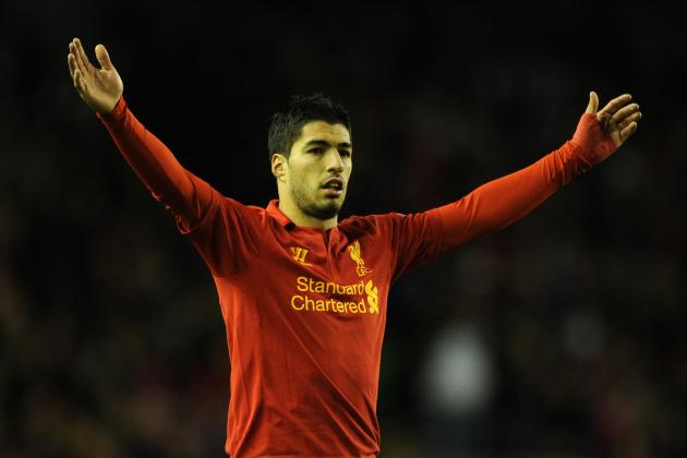 5 Forwards Who Would Work Well with Luis Suarez at Liverpool