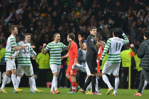 Champions League Last Sixteen Draw: Dream and Nightmare Scenarios for Celtic